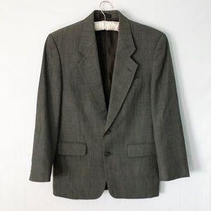 Oleg Cassini suit jacket